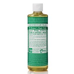 Dr. Bronner's 18-in-1 mantelisaippua 240ml