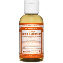 Dr. Bronner's 18-in-1 teepuusaippua 60ml