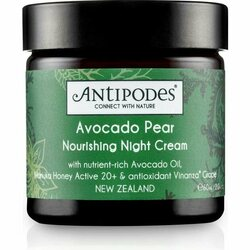 Antipodes Avocado Pear yövoide, 60ml